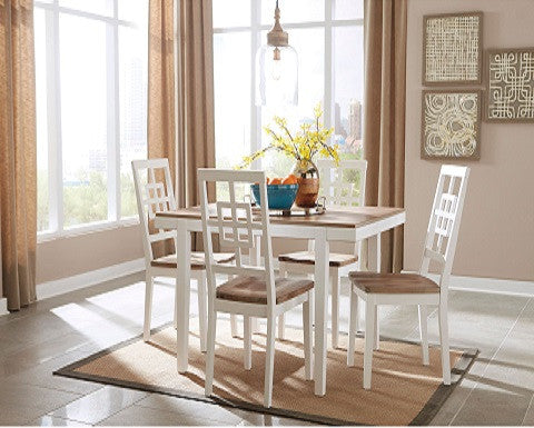 Brovada 5 Piece Dining Set by Signature Design by Ashley D298-255