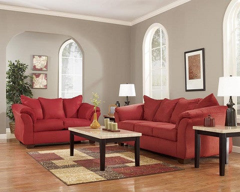 DARCY SOFA AND LOVESEAT 7500038