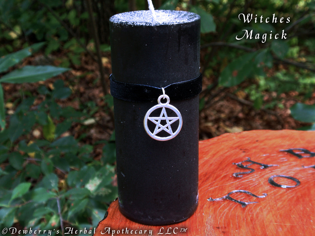 WITCHES MAGICK Olde Ways Witchcraefted Illuminary For Dark