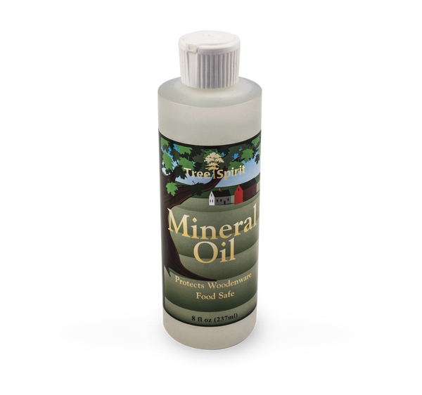 Mineral Oil, 8 oz and 12 oz - Lamson