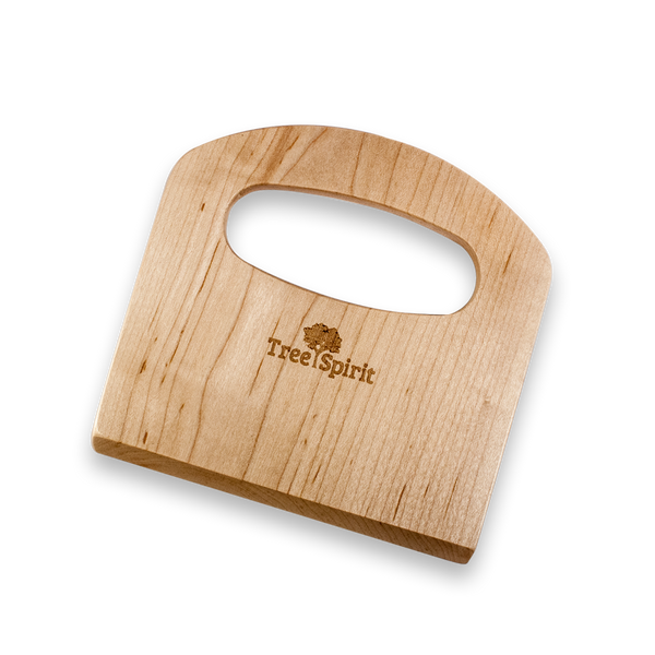 Maple Wood Dough Scraper - Lamson