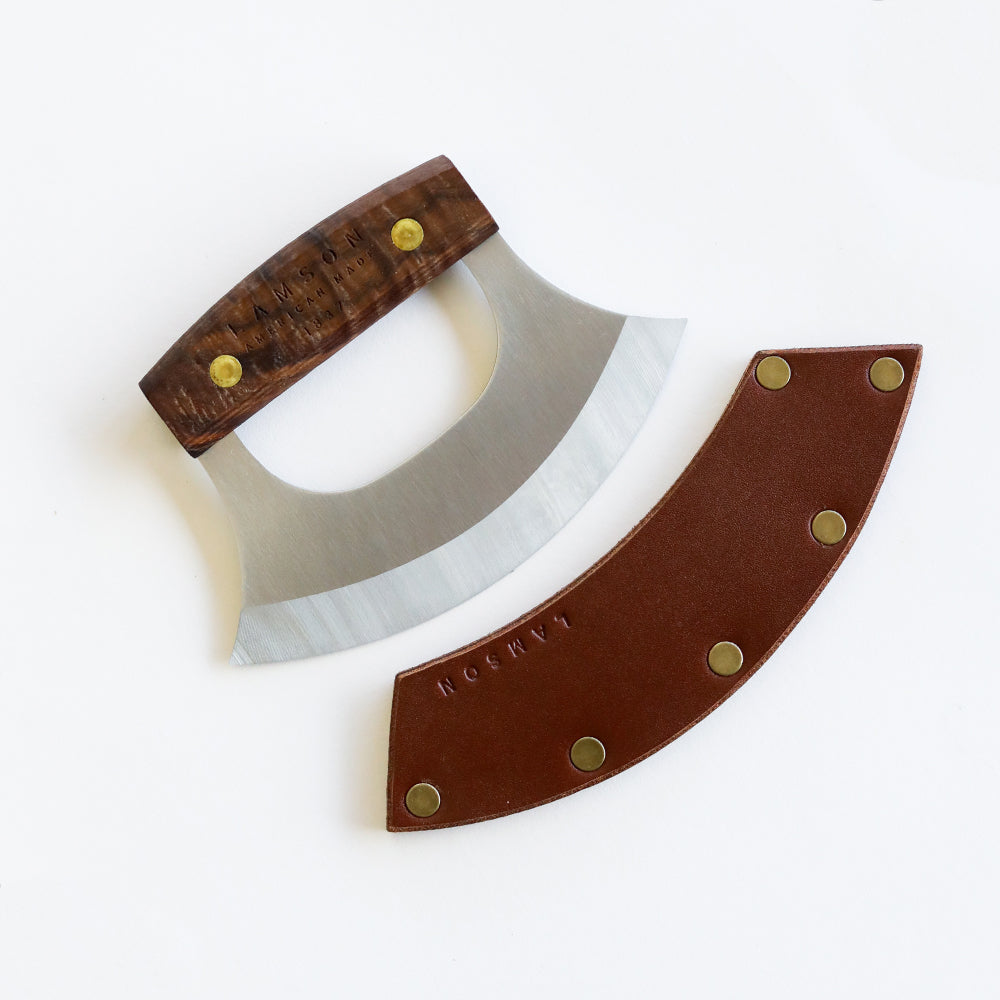 Leather Sheath for ULU Knife - Lamson