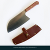 "8"" Chinese Santoku - BRAD LEONE SIGNATURE or CLASSIC VERSIONS"