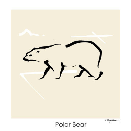 NEW LOW PRICE/Polar Bear