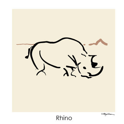 NEW LOW PRICE/Rhino