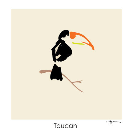 NEW LOW PRICE/Toucan
