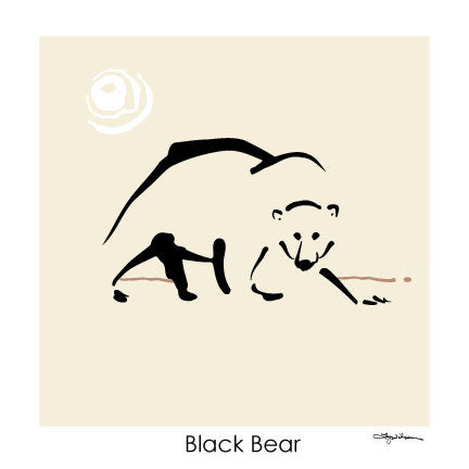 NEW LOW PRICE/Black Bear