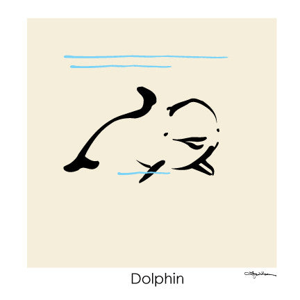 NEW LOW PRICE/Dolphin