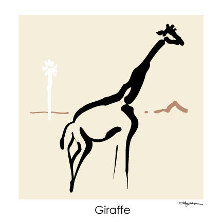 NEW LOW PRICE/Giraffe