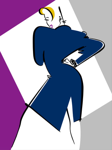 Fashion Illustration/Eve: Full Color 4 of 4
