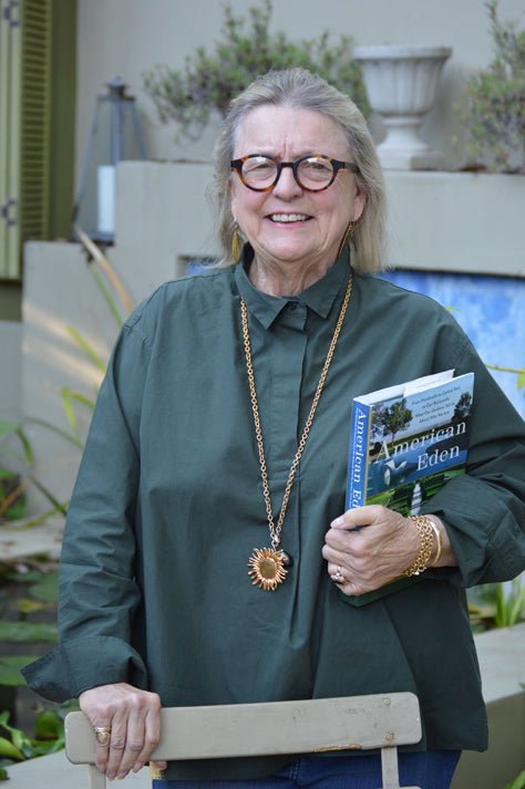 Nancy Power - Garden Designer & Author