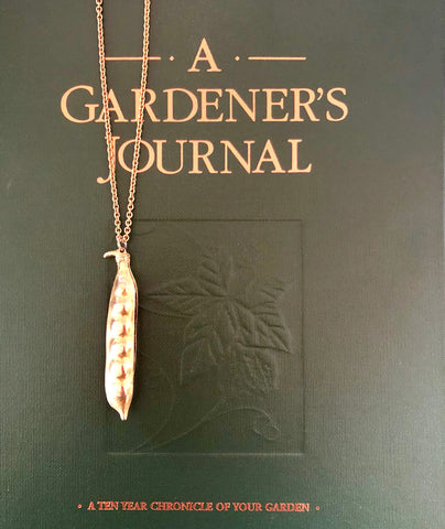 A Gardener's Journal & Notebook