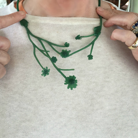 The most intriguing necklace prototype