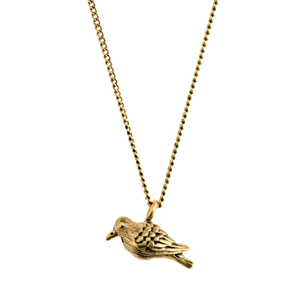 Peace Dove Small Necklace