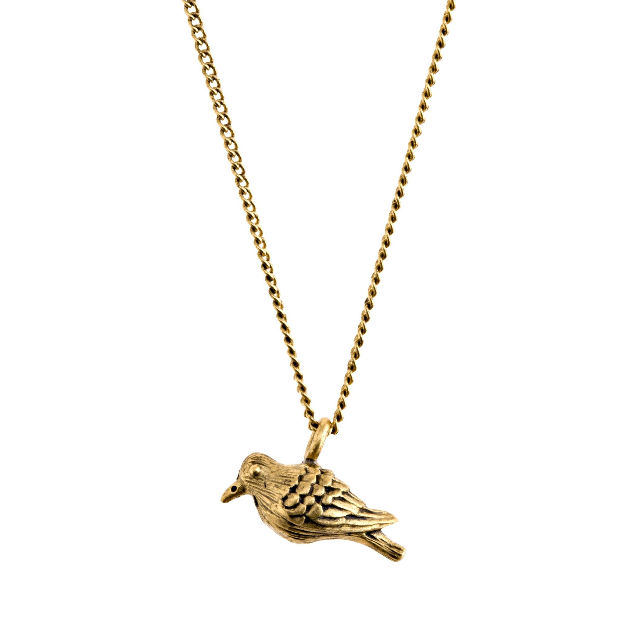 Peace Dove 18 inch Necklace