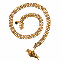 Peace Dove 36 inch Necklace