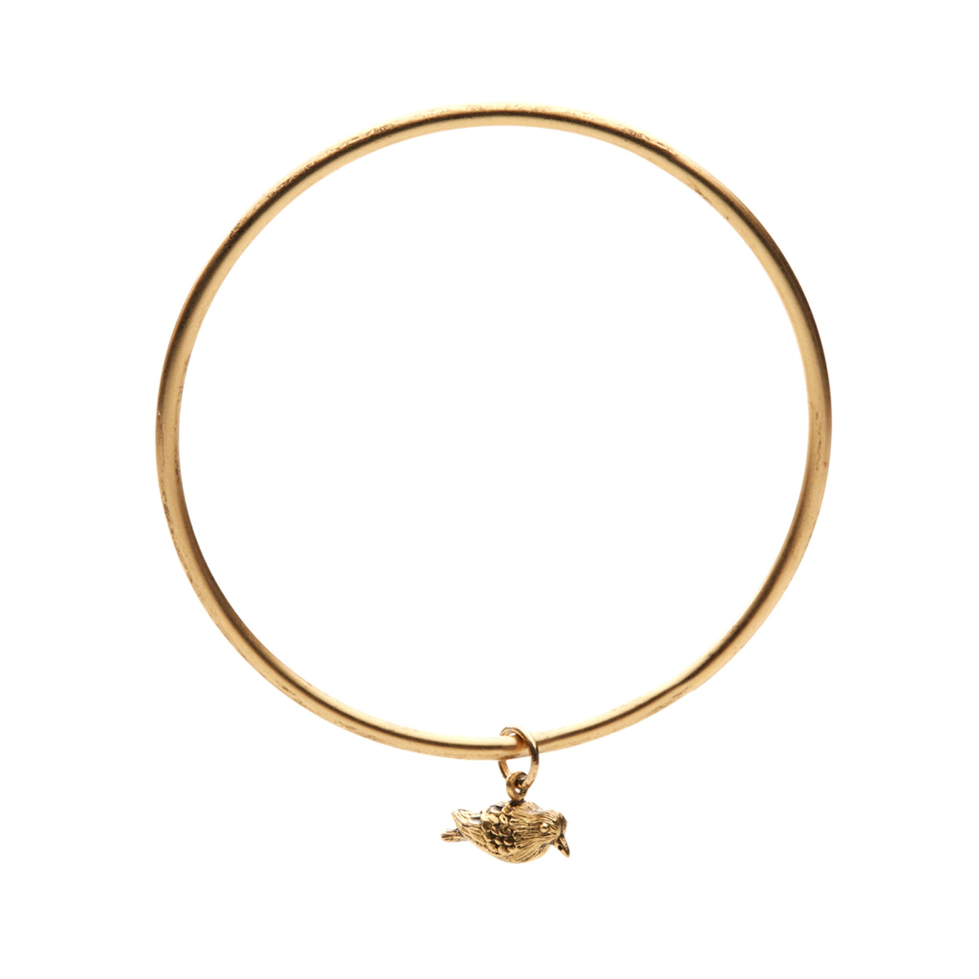 Small Peace Dove Bangle