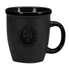 All Seeing JRE Mug Black on Black