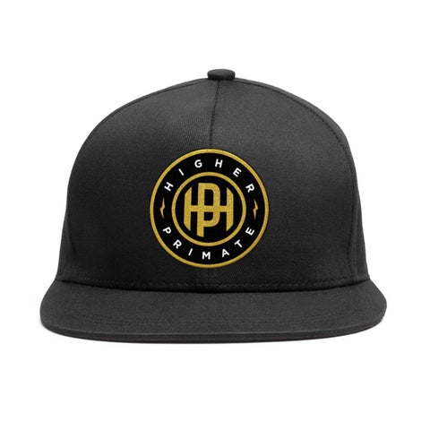 HP Logo Round Patch Hat