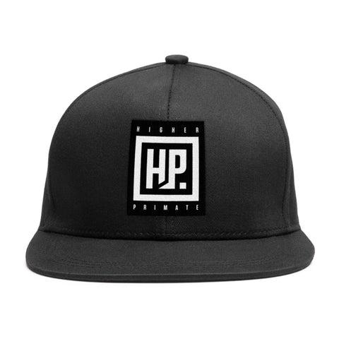 HP Logo Square Patch Hat