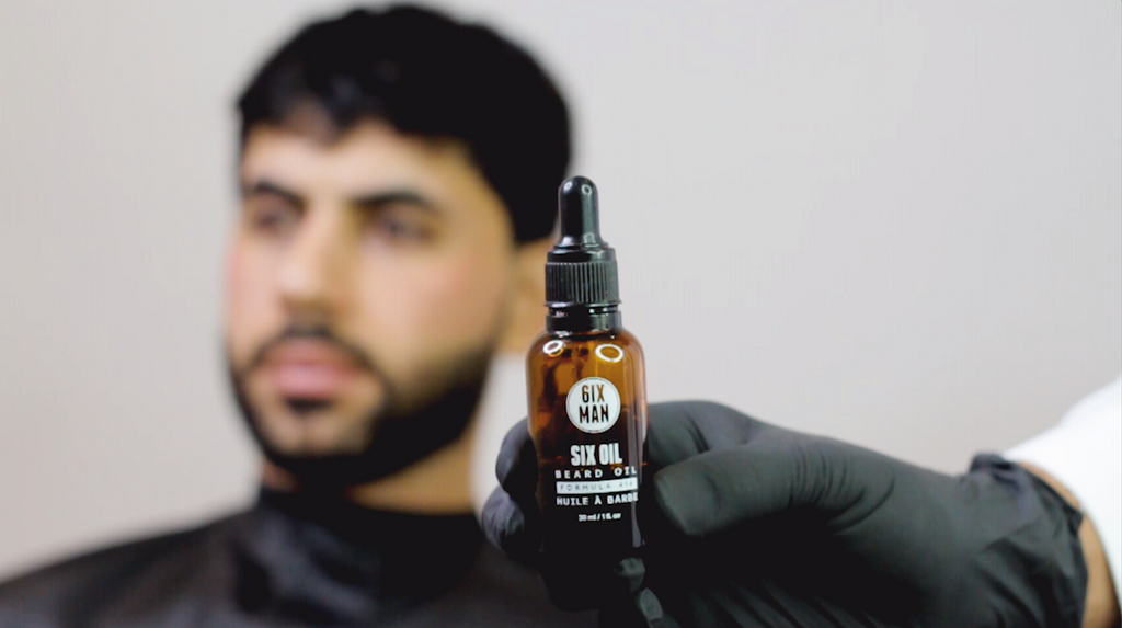 USING BEARD OIL CORRECTLY