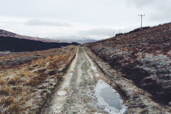 Exploring the West Highland Way…