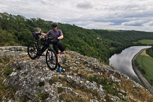Bikepacking Wallonia
