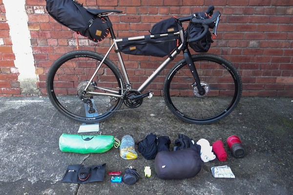 BikePacking Tips - Planning a route and what to take