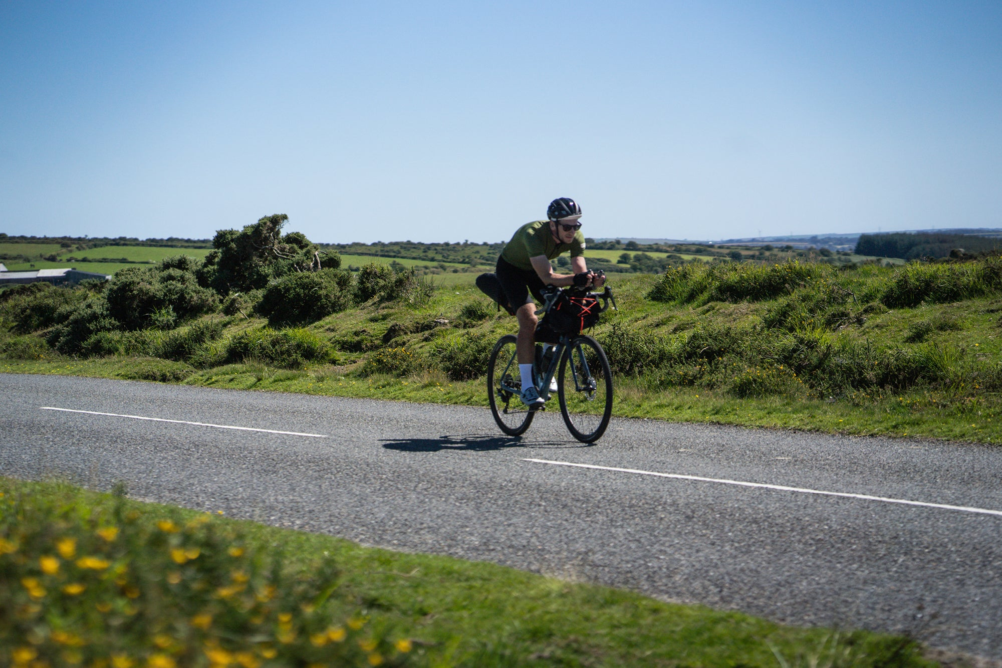 bikepacking great escape british adventure collecting LETJOG lands end john o groats
