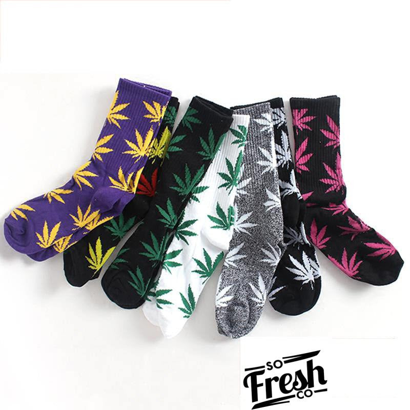 The 'Ankle High Buds' Socks Collection (FREE SHIPPING)