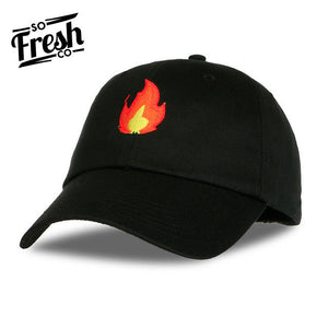 The ' Fire Emoji ' Dad Hat