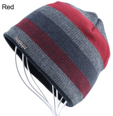 The 'Stripe-er' Beanie