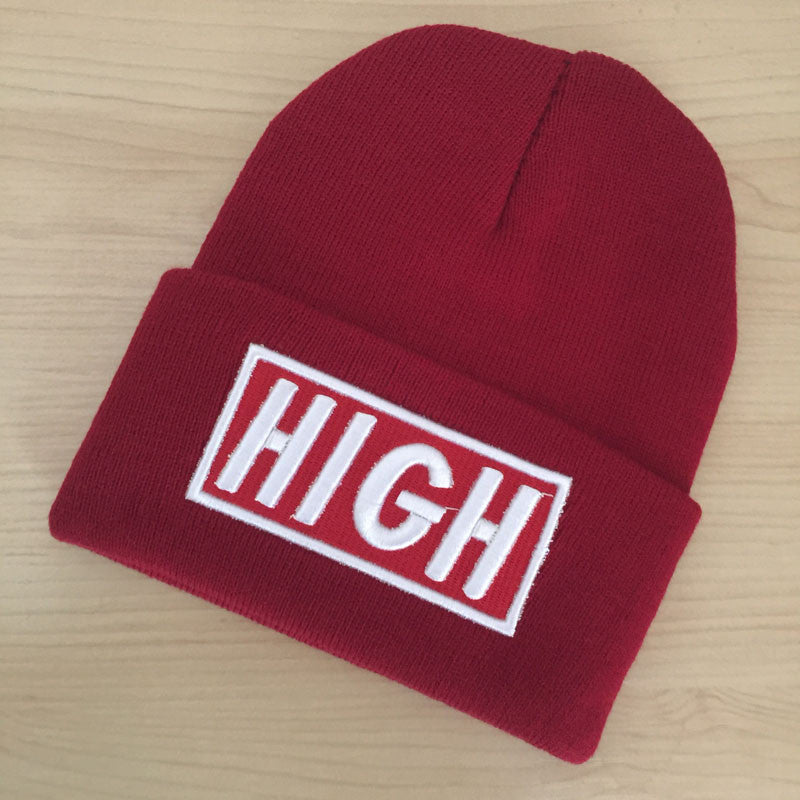 The 'High Limit' Beanie