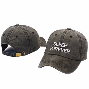 The ' I Need Sleep' Dad Hat