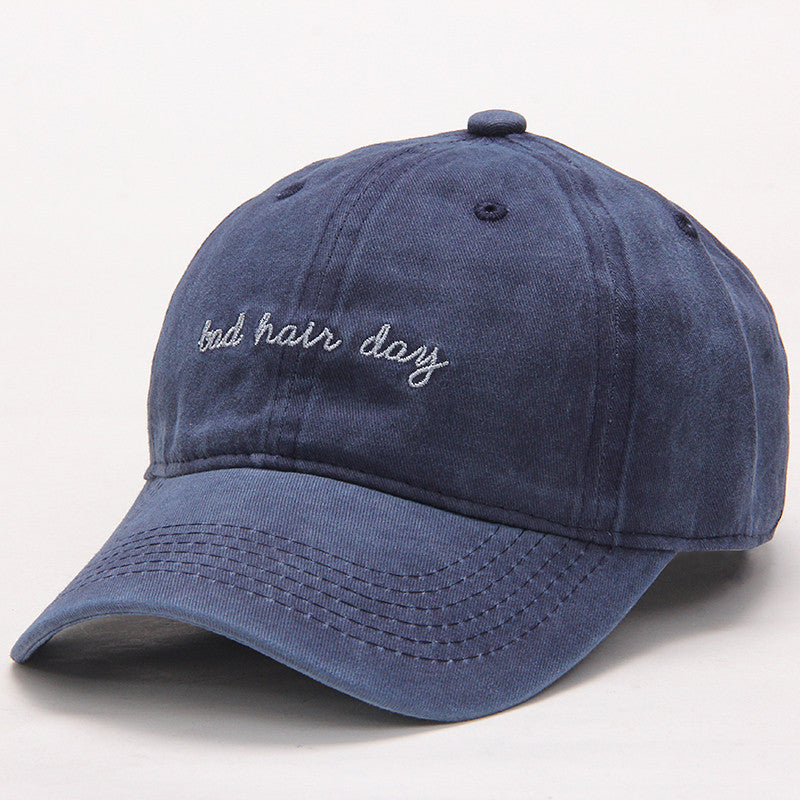 a85b7370 The ' Bad Hair Day ' Dad Hat - So Fresh Co.