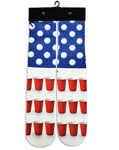 "The 'US Patriot"" Sock Collection"