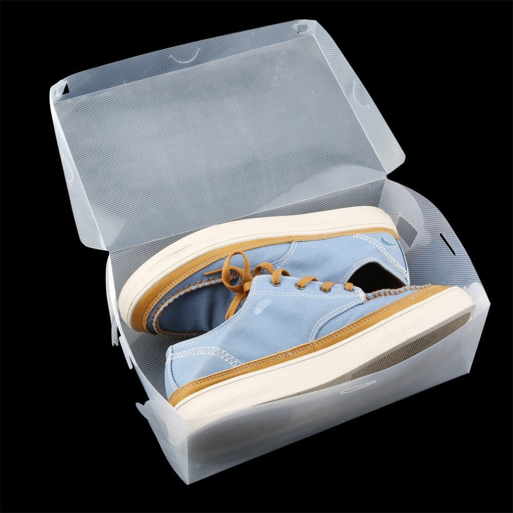 One piece Shoe Box for Storage of your Shoe Collection
