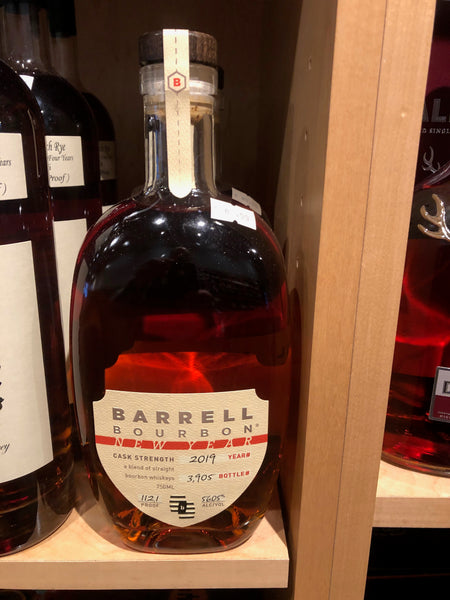 Barrel Bourbon