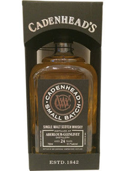 Cadenhead Small Batch 24 Year