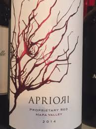 Apriori Proprietary Red 2014 (Napa)