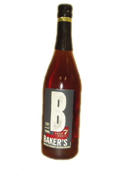 Bakers 7 years - 107 proof