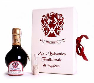 Malpighi 50 Year Old Traditional Balsamic Vinegar of Modena