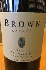 Brown Zinfandel 2014 (Napa)