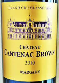 Ch. Cantenac Brown 2010 (Margaux)