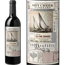Dry Creek Old Vine Zinfandel (Dry Creek) 2015