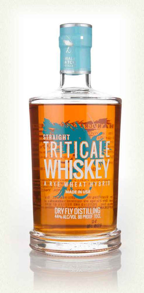 Dry Fly Triticale Whiskey
