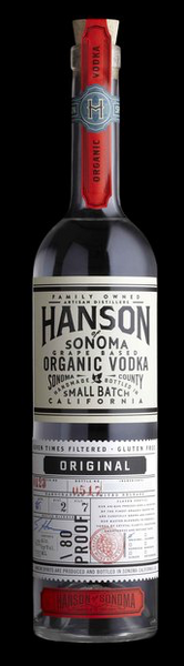 Hanson Organic Original Vodka