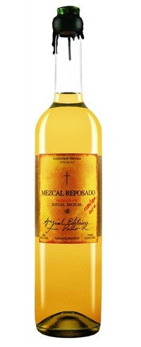 Illegal Mezcal Reposado