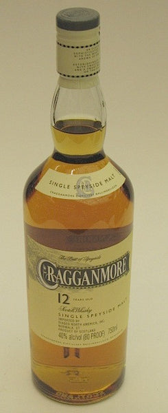 Cragganmore 12 years (Speyside)