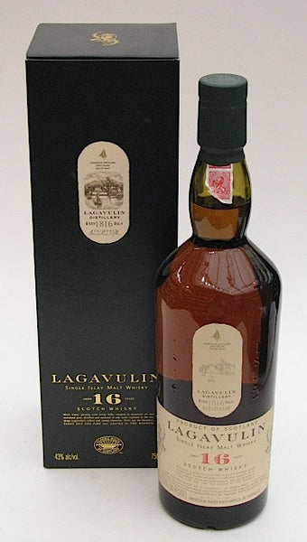 Lagavulin 16 years (Islay)